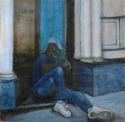 """Just a Short Rest"" by RobertAnderson_short rest"