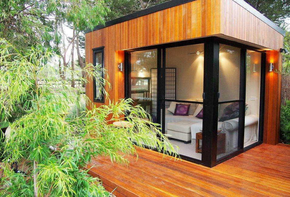 Inoutside Studio Prefabs And Outdoor Rooms