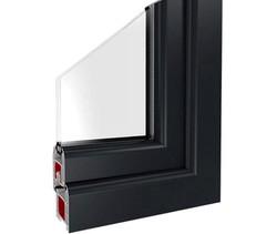Fenster Schnitt
