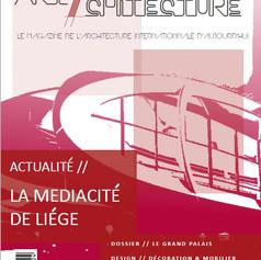 Création de magazine : ART/CHITECTURE