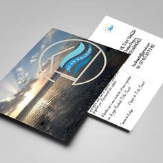 Carte postale de l'association TI AN TRAEZH