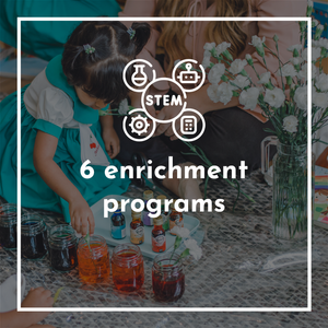 What Makes Us Special: 6 Enrichment Programs. We offer six extra-curricular programs that are designed to complement and go beyond our standard curriculum to meet the contemporary learning needs of our students.