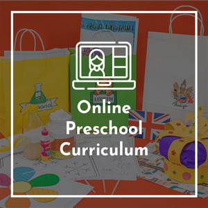 What Makes Us Special: Online Preschool Curriculum. Our online preschool program provides a fun, enriching learning experience. The curriculum consists of many carefully crafted hands-on activities to keep our students engaged and wanting more.