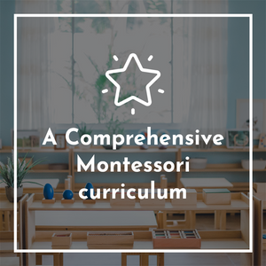 What Makes Us Special: A Comprehensive Montessori curriculum. At Jade Drive International Preschool, Sri Lanka, we offer our students a comprehensive Montessori curriculum that includes all aspects of the Montessori philosophy.