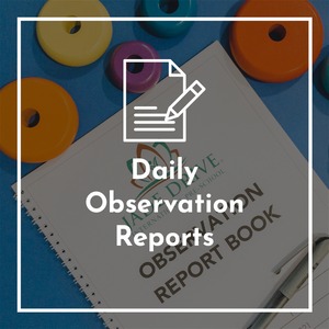 What Makes Us Special: Daily observation reports. We are one of the few schools in Sri Lanka that provide parents daily observation reports.