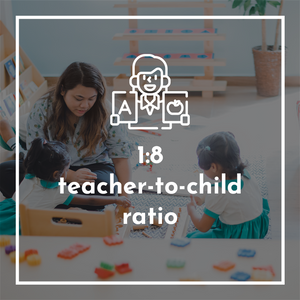 What Makes Us Special: 1:8 teacher-to-child ratio. Here at Jade Drive International Preschool, Bandaragama, Sri Lanka, we maintain a low teacher-to-child ratio to ensure that all our students get the personal attention they need.