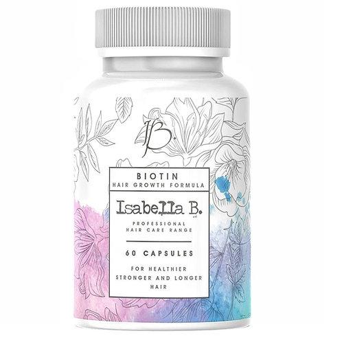 IsabellaB Hair Growth Vitamins
