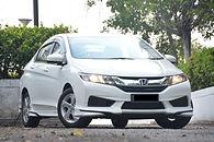 Honda City untuk disewa