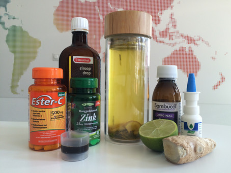 Weldadig elixer | Hoe een drukke ondernemer de griepepidemie te lijf gaat
