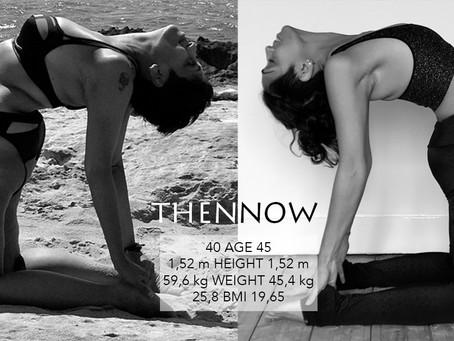 De Yogabootcamp | Hoe ik ruim 14 kilo blijvend afviel