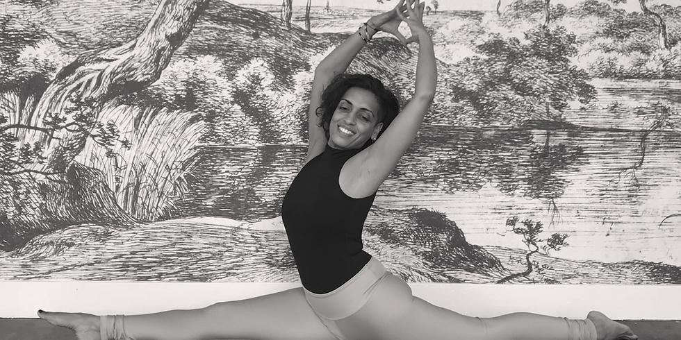 Workshop hipopeners to yogic splits