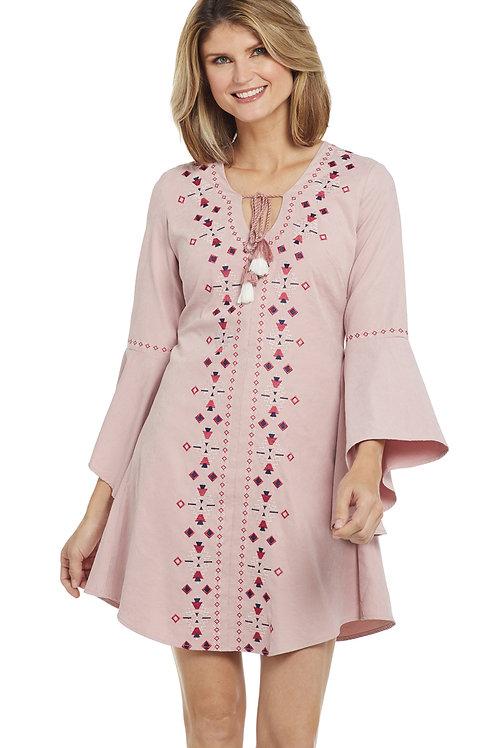 WOMEN'S CRIPPLE CREEK BELL SLEEVE DRESS CG00203