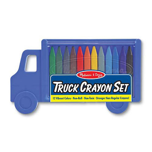 TRUCK CRAYON SET 4159