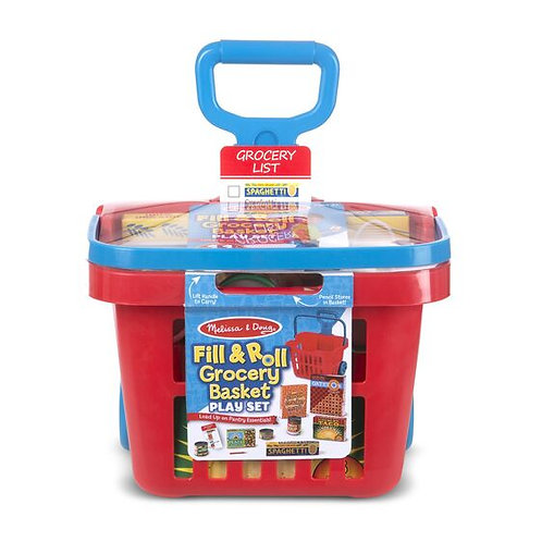 M&D FILL AND ROLL GROCERY BASKET 4073