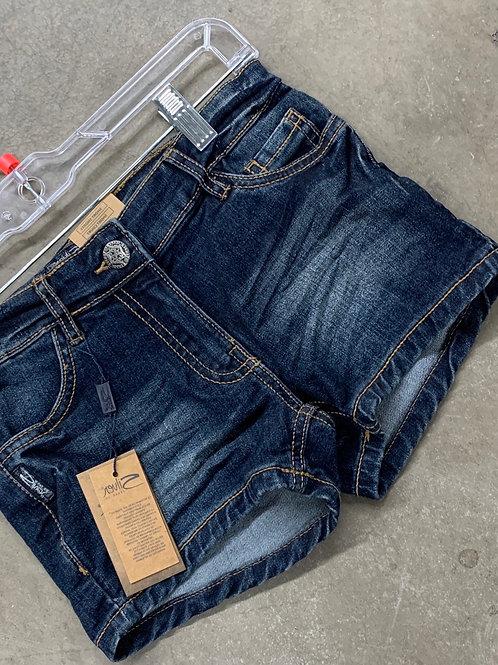 Silver Girls shorts