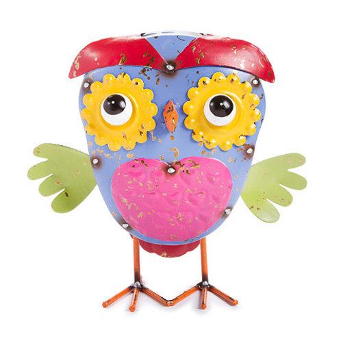 IRON YARD STANDING OWL 30042824