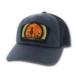 "WOMEN'S ""LONELY SUNSET"" HOOEY CAP 1889T-GYBK"