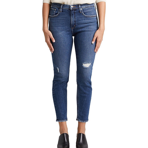 WOMEN'S FRISCO HIGH RISE SKINNY JEAN L28104SFV319