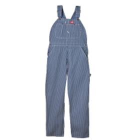 DICKIES HICKORY STRIPED OVERALLS 83297HS