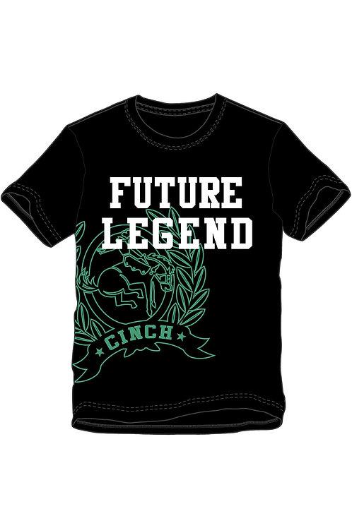 BOY'S CINCH FUTURE LEGEND TEE MTT7671065