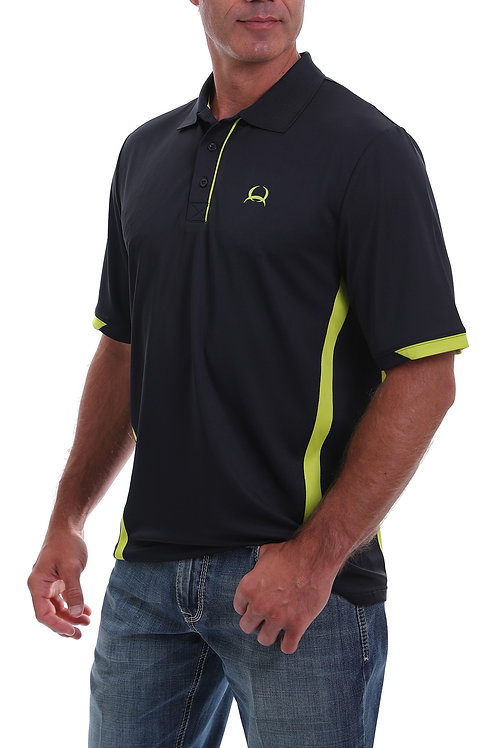 MEN'S CINCH NAVY ARENAFLEX POLO MTK1864002