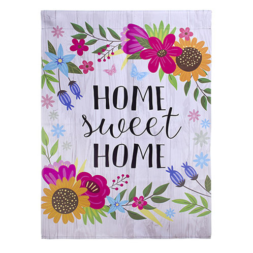 HOME SWEET HOME GARDEN FLAG 30068460