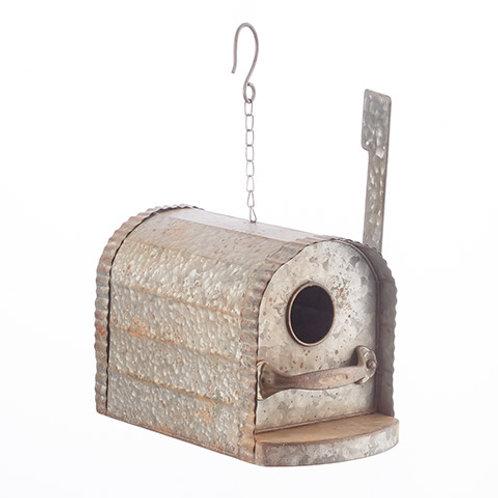 METAL MAILBOX BIRD HOUSE 30068530