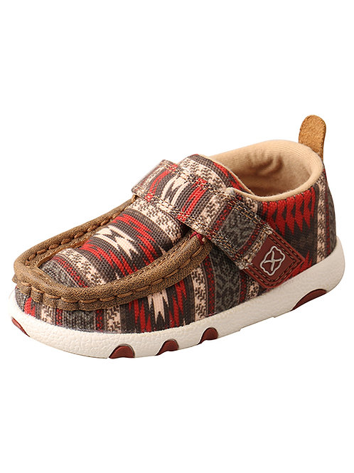 INFANT'S TWISTED X HOOEYDRIVING MOCS IHYC001