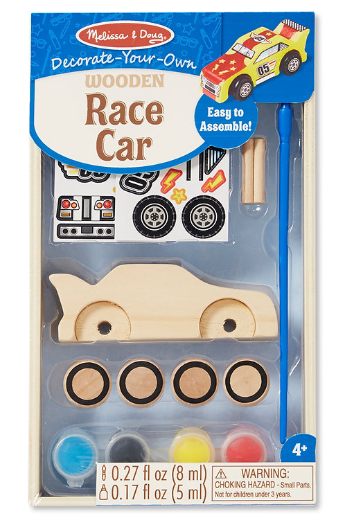 MELISSA & DOUG RACE CAR 8829
