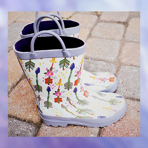 GIRL'S BLAZIN ROXX RAIN BOOTS 58182