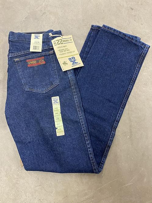 Men's Wrangler Original 20 X Jeans