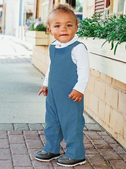 BOY'S BLUE CORDUROY LONGALLS B1CEB