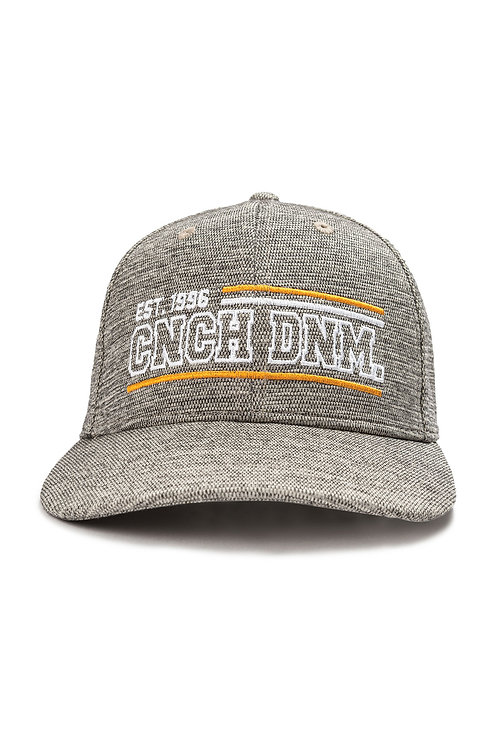 MEN'S CINCH GREY FLEX FIT CAP MCC0505002