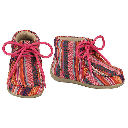 RYLIE GIRLS PINK CASUAL SHOES 4411397
