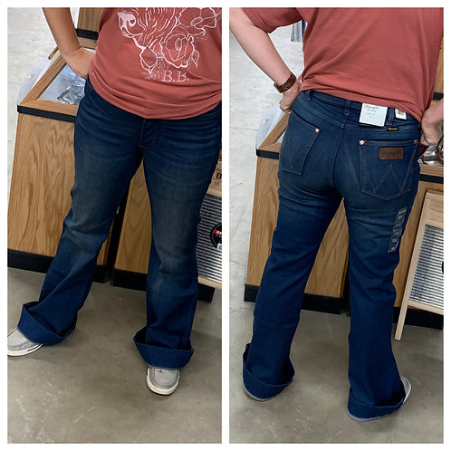 Wrangler® Retro® Premium Jean - High Rise - 11MPEDE - Diane