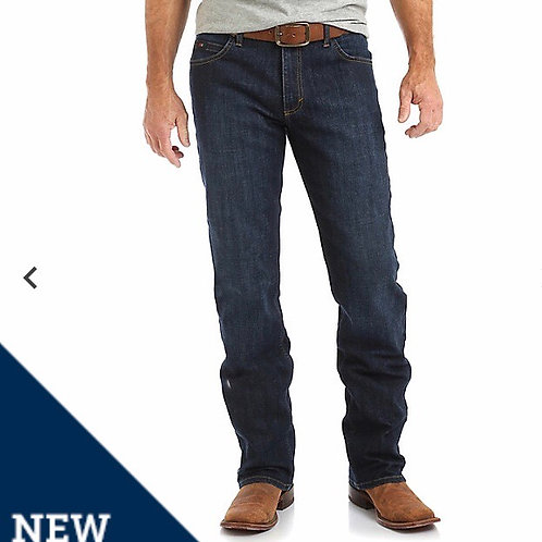 MEN'S WRANGLER 20X ACTIVE FLEX SLIM FIT JEANS