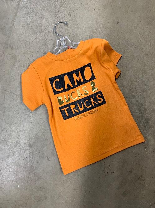Camo and trucks 2t
