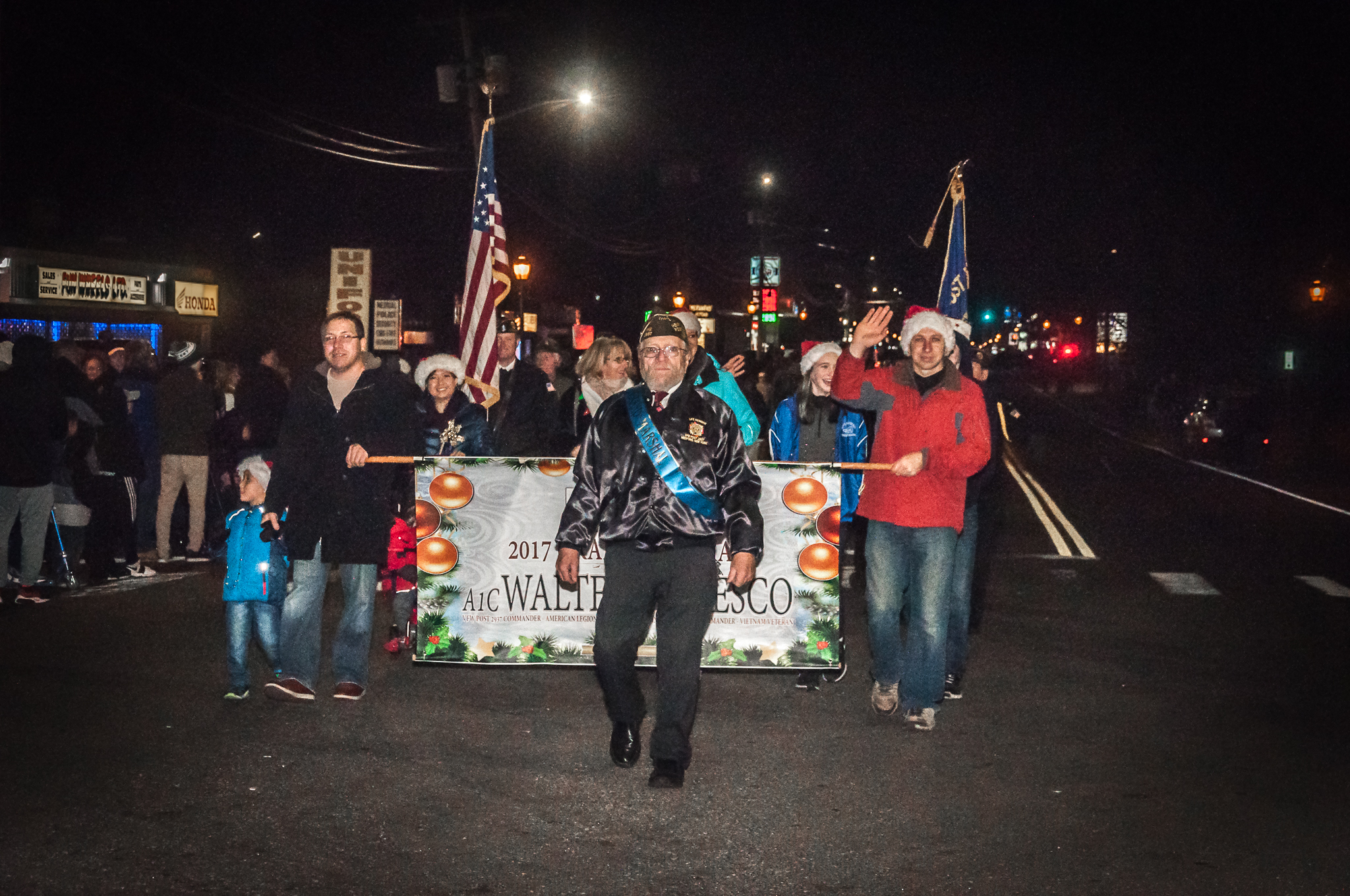 Holiday Parade 2017