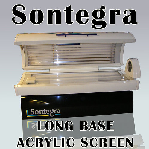Genuine Sontegra Long Base Acrylic Screen 4mm