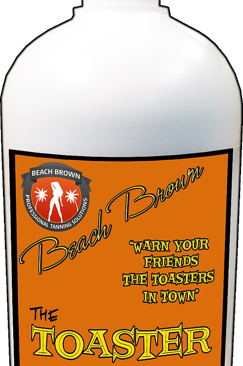 The Toaster Sunbed Cream 1 Litre