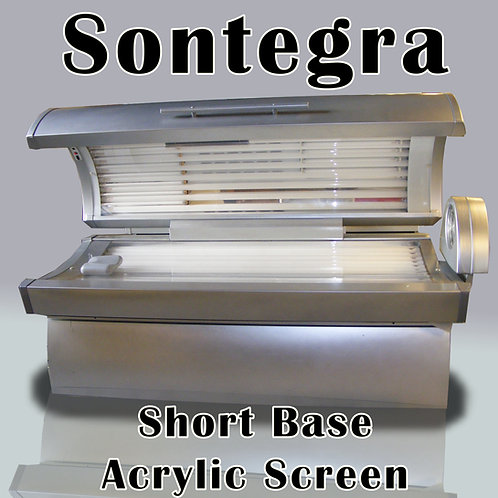 Genuine Sontegra Short Base Acrylic Screen 4mm