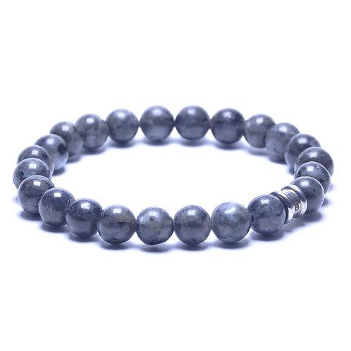Granite / Basic Silver