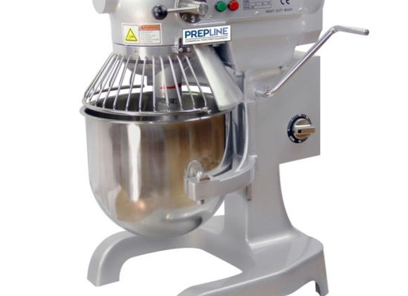 10 Qt. Heavy Duty Gear Driven Commercial General Purpose Planetary Mixer with T