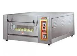 Southwood  Natural Gas single deck Countertop Pizza Oven