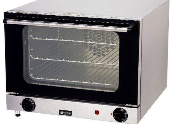 Electric Countertop Quarter Size Convection Oven 120V