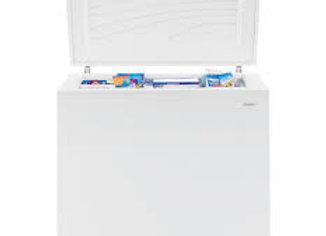 "Frigidaire - 28"". Chest Freezer - Whi"