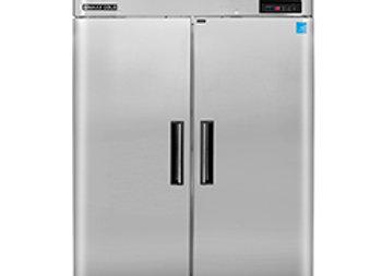 "Maxx Cold X-Series Upright Freezer, reach-in 54""w"