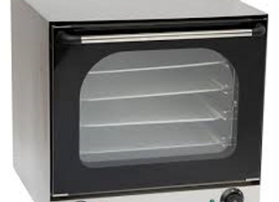 """23""""Half Size Electric Countertop Convection Oven"""