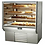 "Thumbnail: 57"" High Refrigerated Glass Bakery Display Case"