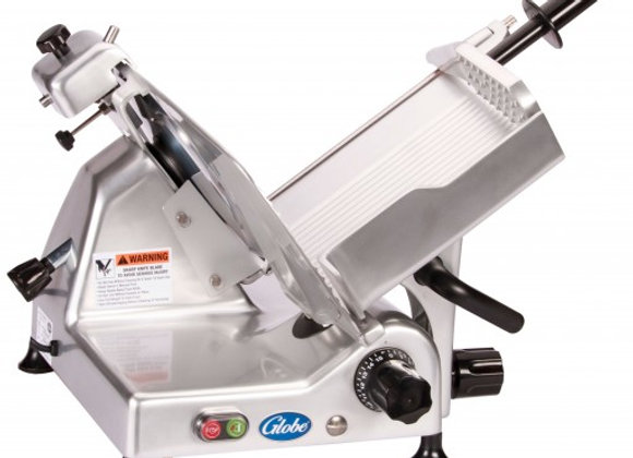 "Globe Chefmate GC9 9"" Manual Gravity Feed Slicer"